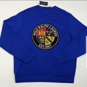 Polo Ralph Lauren Large Cookie Sweatshirt